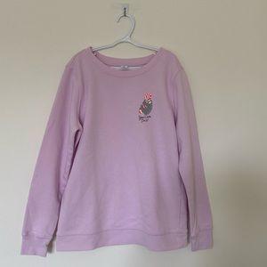 old navy christmas crewneck sweatshirt